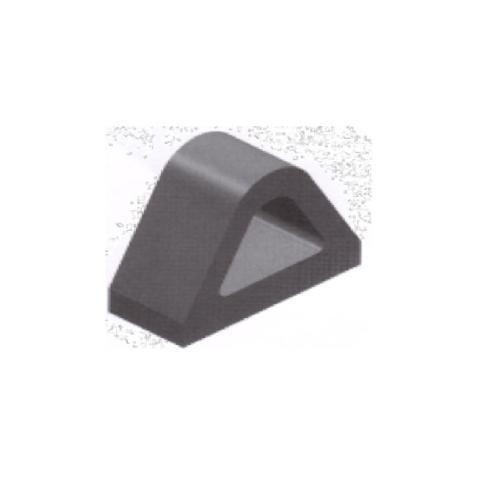 RUBBER BUMPER 2,5m X 7mm