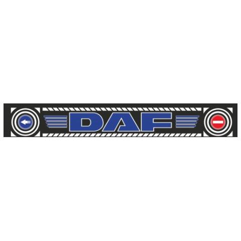 MUDFLAP DAF 35x240cm