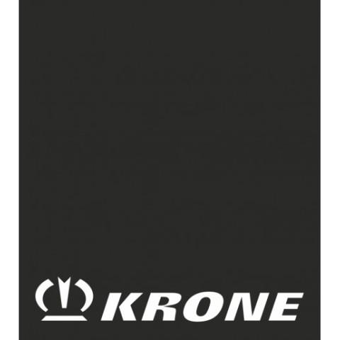 MUDFLAP KRONE 45X40CM