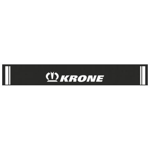 MUDFLAP KRONE 35x240cm