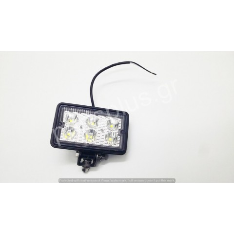 LED floodlight - 6chips