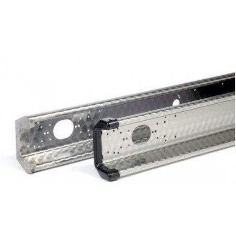 Rear bumpers - Stainless steel