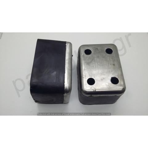 Rubber bumper KOEGEL INOX